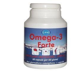 OMEGA 3 FORTE 60 CAPSULE IDEALE