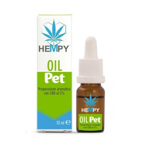HEMPY PET CBD OIL 2% 10 ML