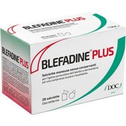 BLEFADINE 28 SALVIETTE PER DETERSIONE PERIOCULARE + 1 COMPRESSA RISCALDABILE