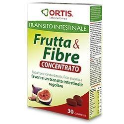FRUTTA E FIBRE CONCENTRATO 30 COMPRESSE