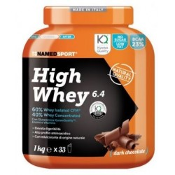 HIGH WHEY DARK CHOCOLATE 1 KG