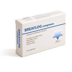 BREAFLOG 20 COMPRESSE