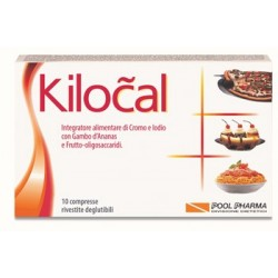 KILOCAL 10 COMPRESSE 8,4 G